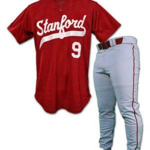 Baseball Uniforms Made of High Quality Micro Polyester Fabric.