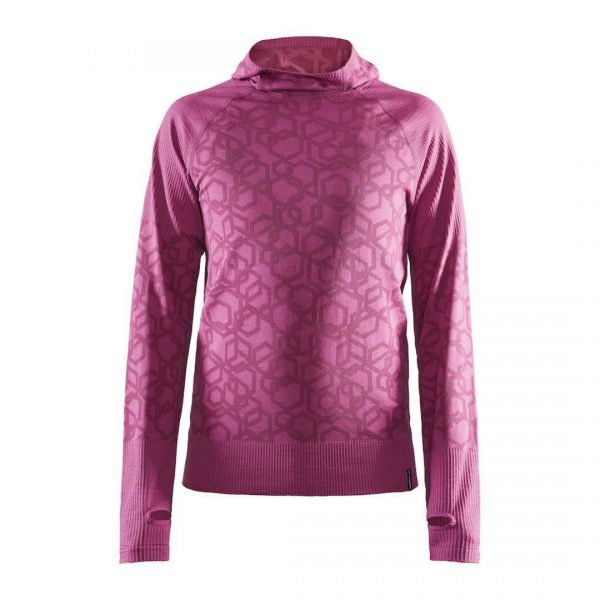 Sports Ranges WOMEN'S CHARGE FUSEKNIT HOODIE